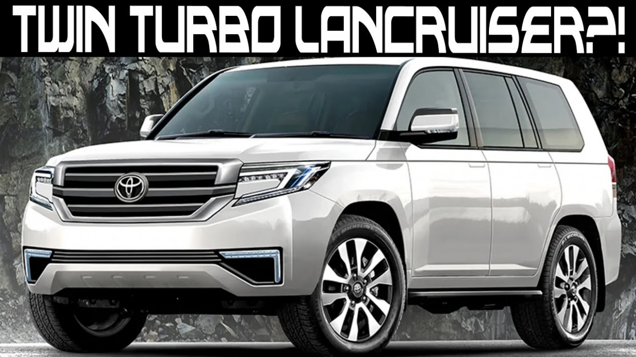Price, Design and Review Toyota New Land Cruiser 2022