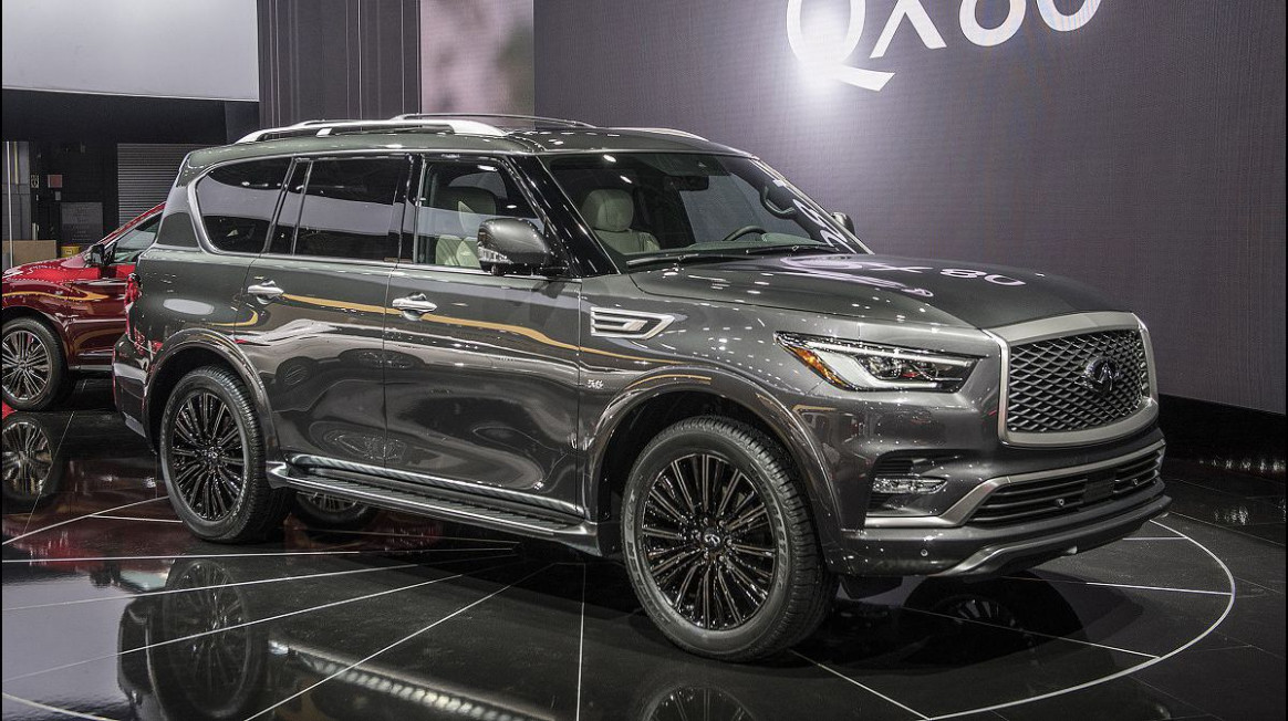 Redesign When Does The 2022 Infiniti Qx80 Come Out