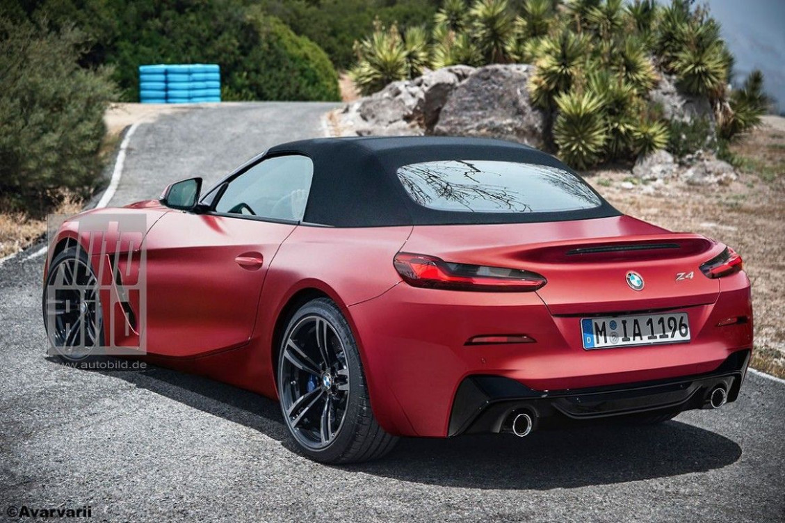 Research New 2022 BMW Z4 Roadster