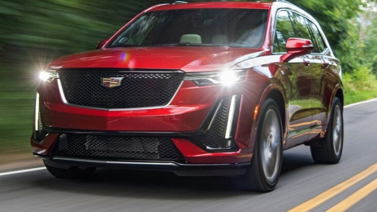 Release 2022 Cadillac Xt6 Release Date