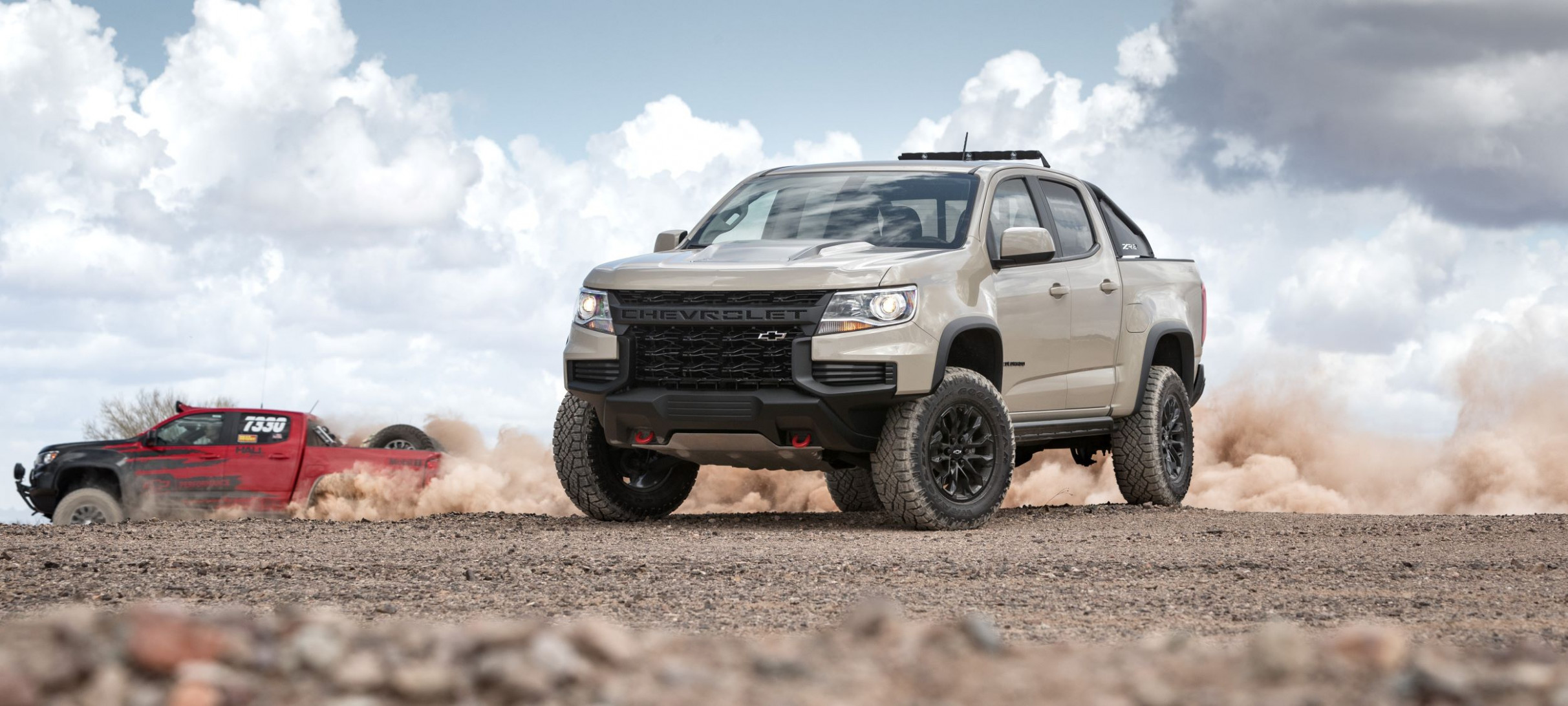 History 2022 Chevrolet Colorado Z72