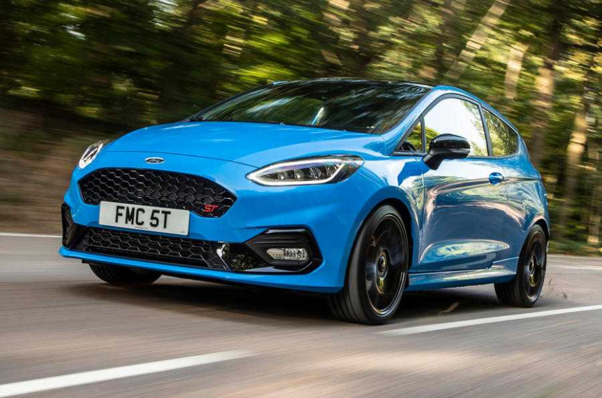 Release Date and Concept 2022 Fiesta St