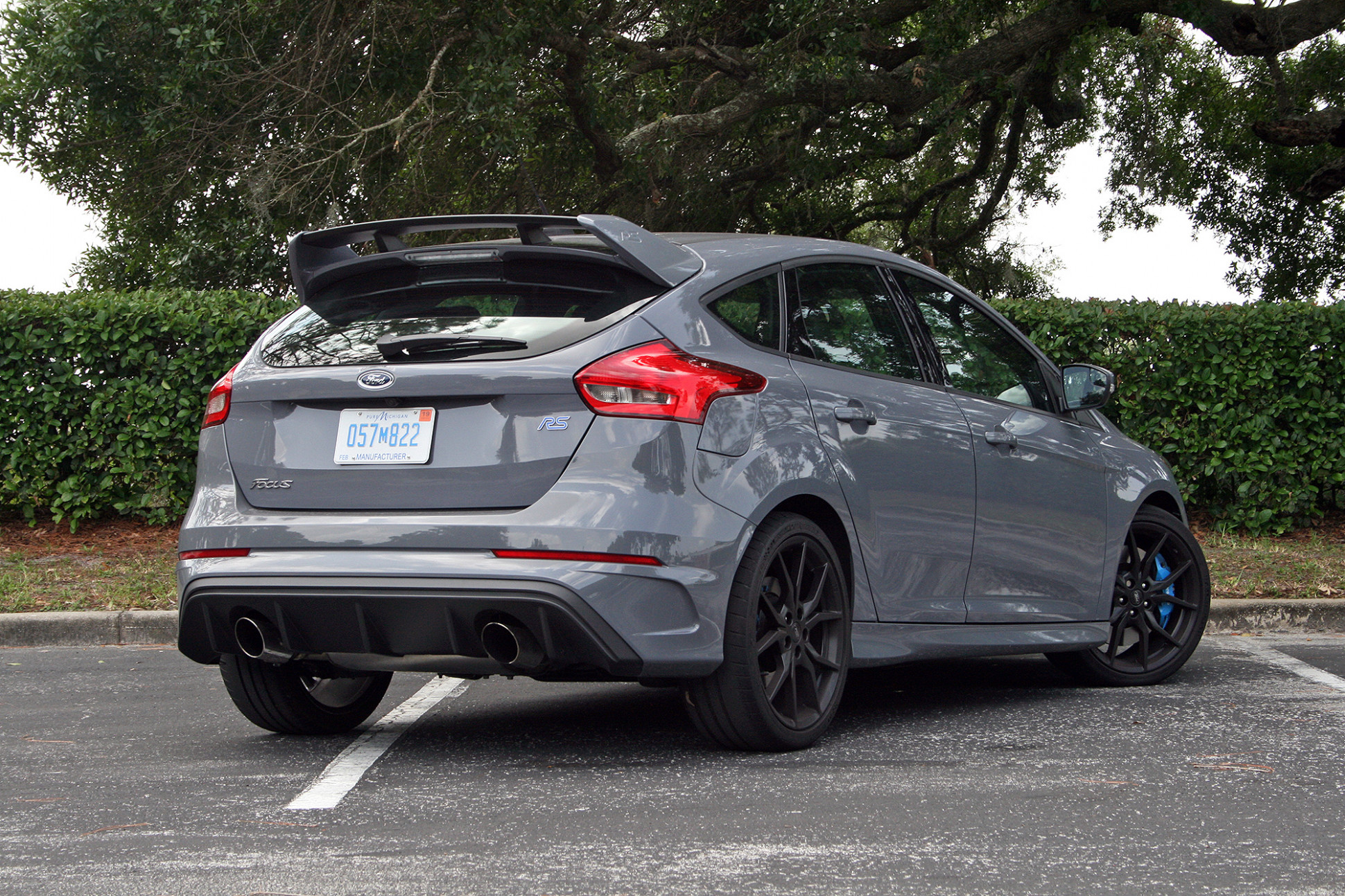 Specs 2022 Ford Focus Rs St