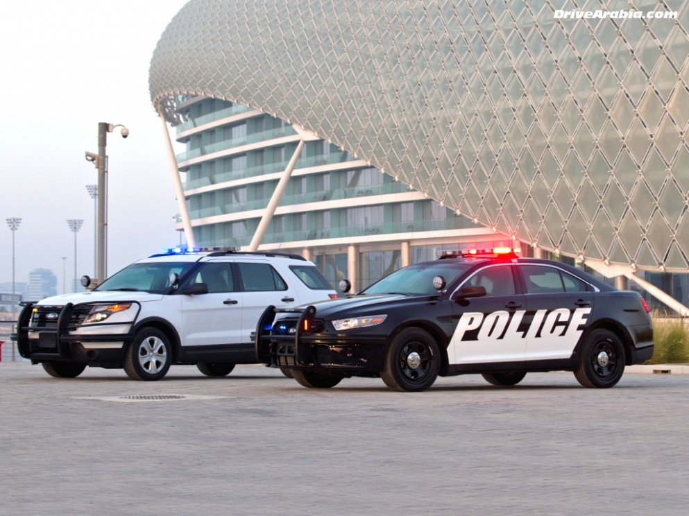 Overview 2022 Ford Police Interceptor Utility Specs