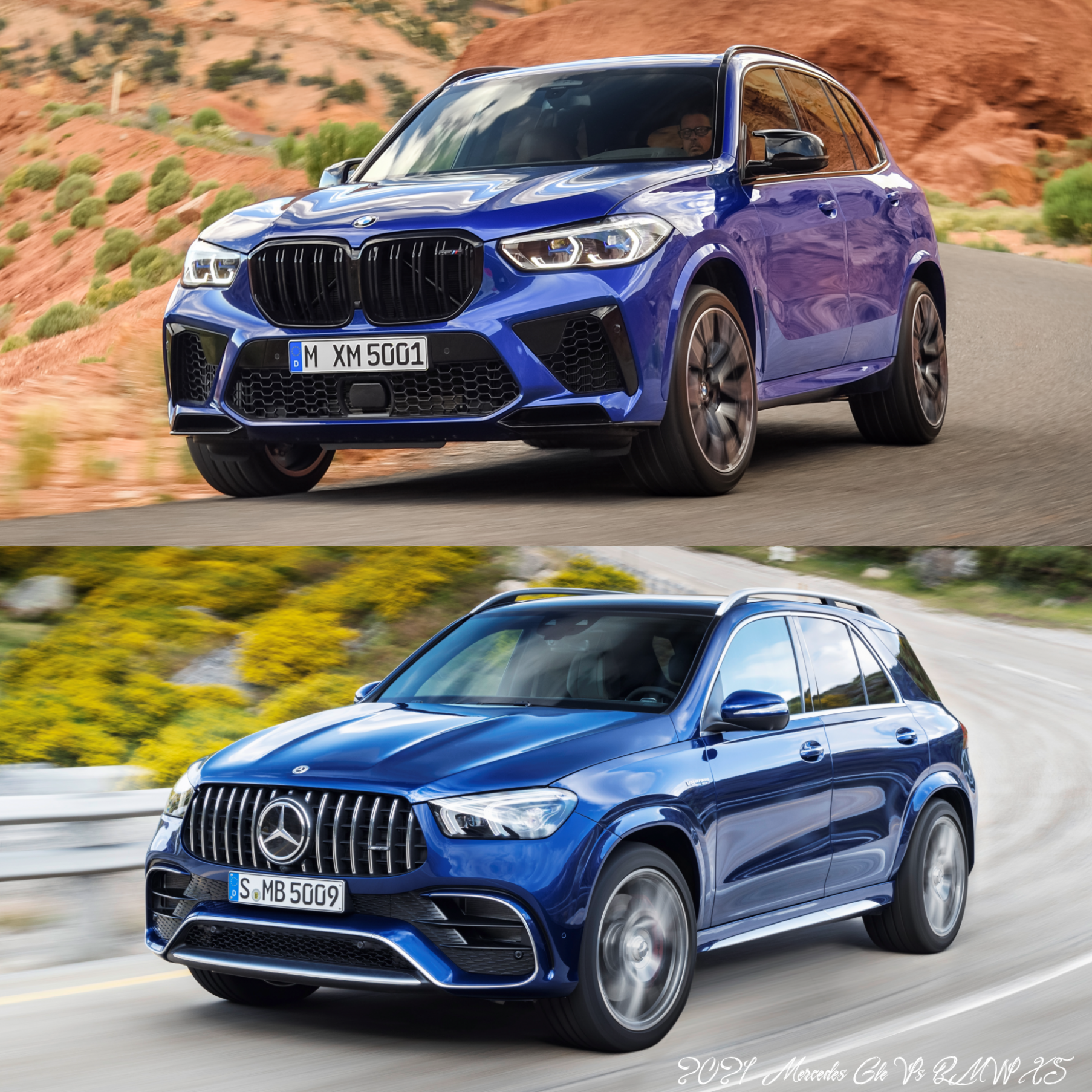 Configurations 2022 Gle Vs Volvo Xc90