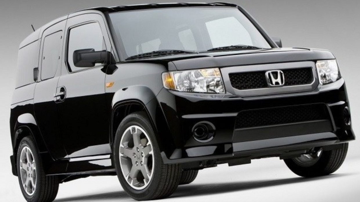 Spesification 2022 Honda Element