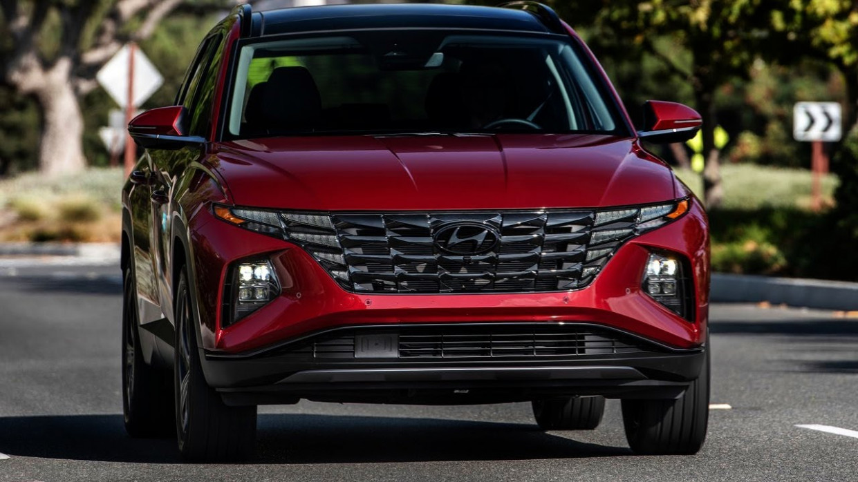 Ratings 2022 Hyundai Palisade Youtube