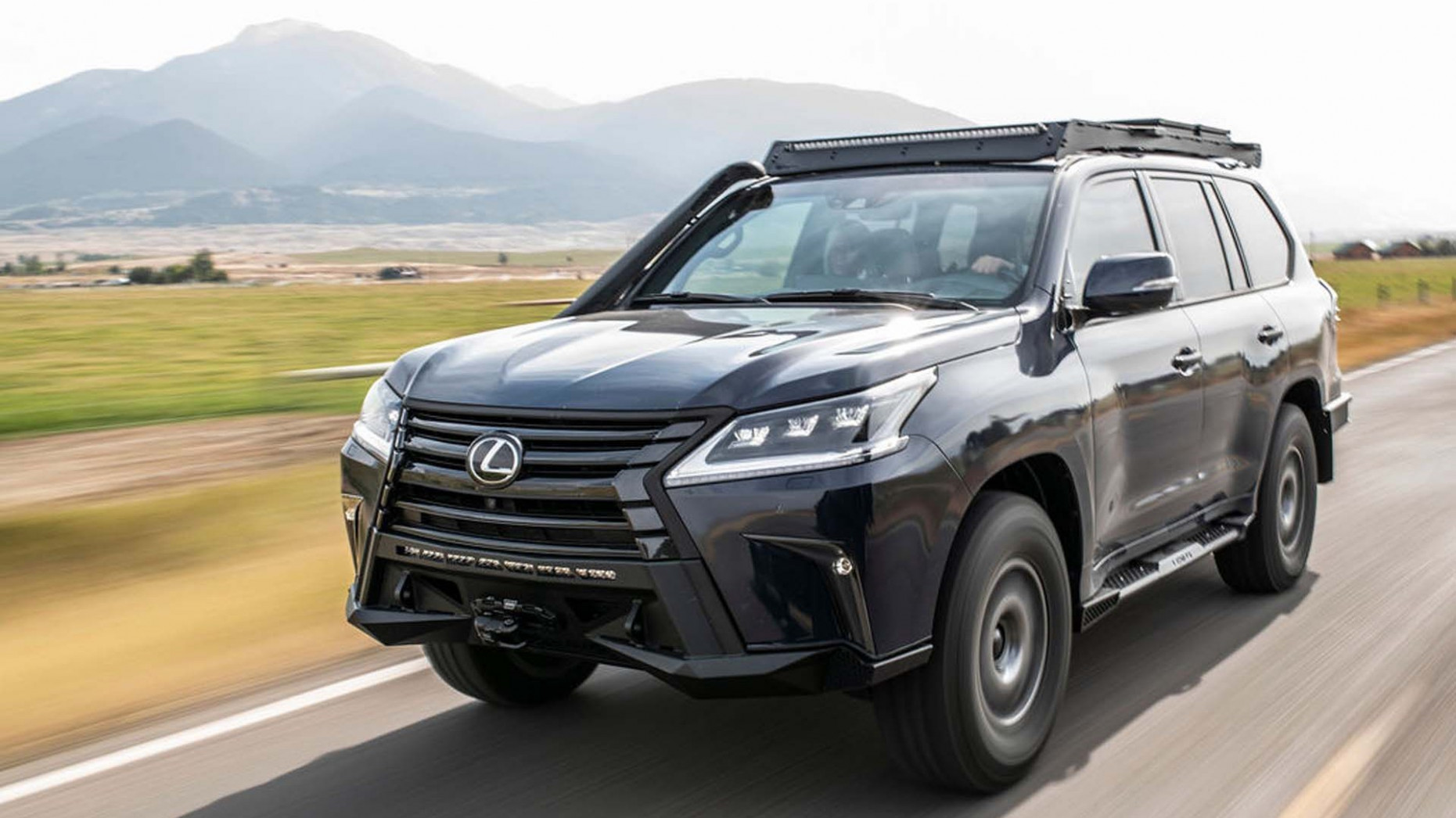 Ratings 2022 Lexus Gx Spy Photos