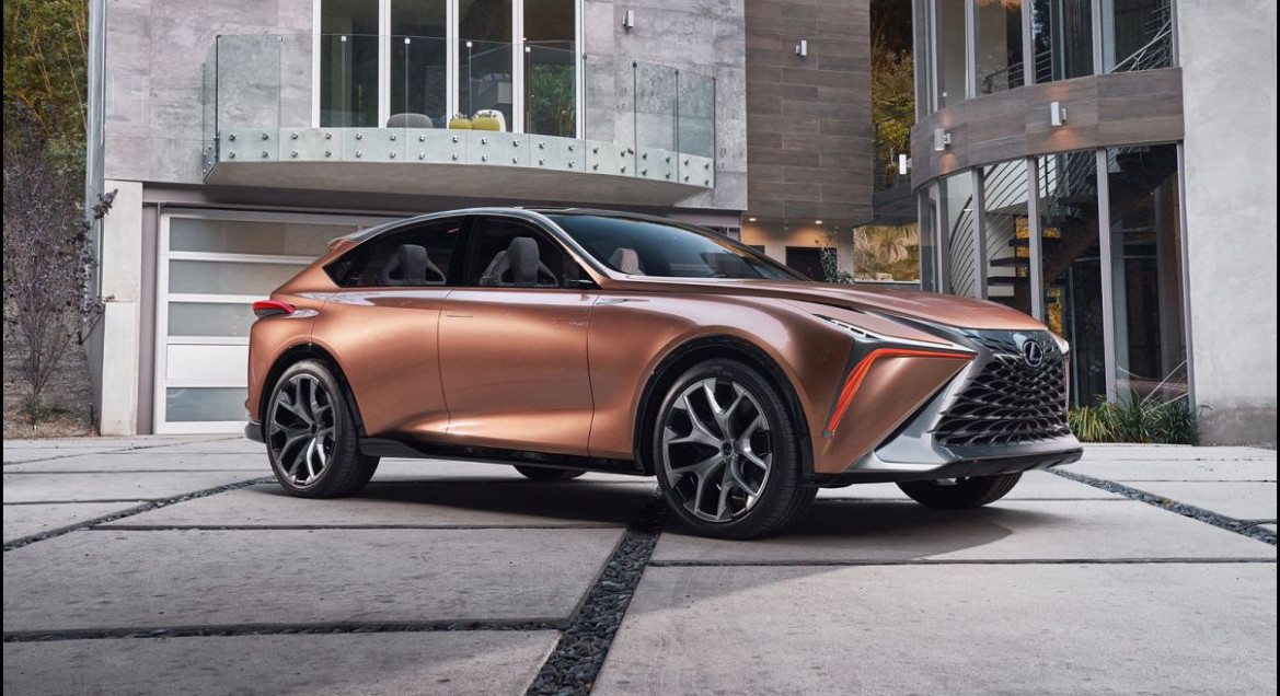 Redesign and Concept 2022 Lexus RX 350