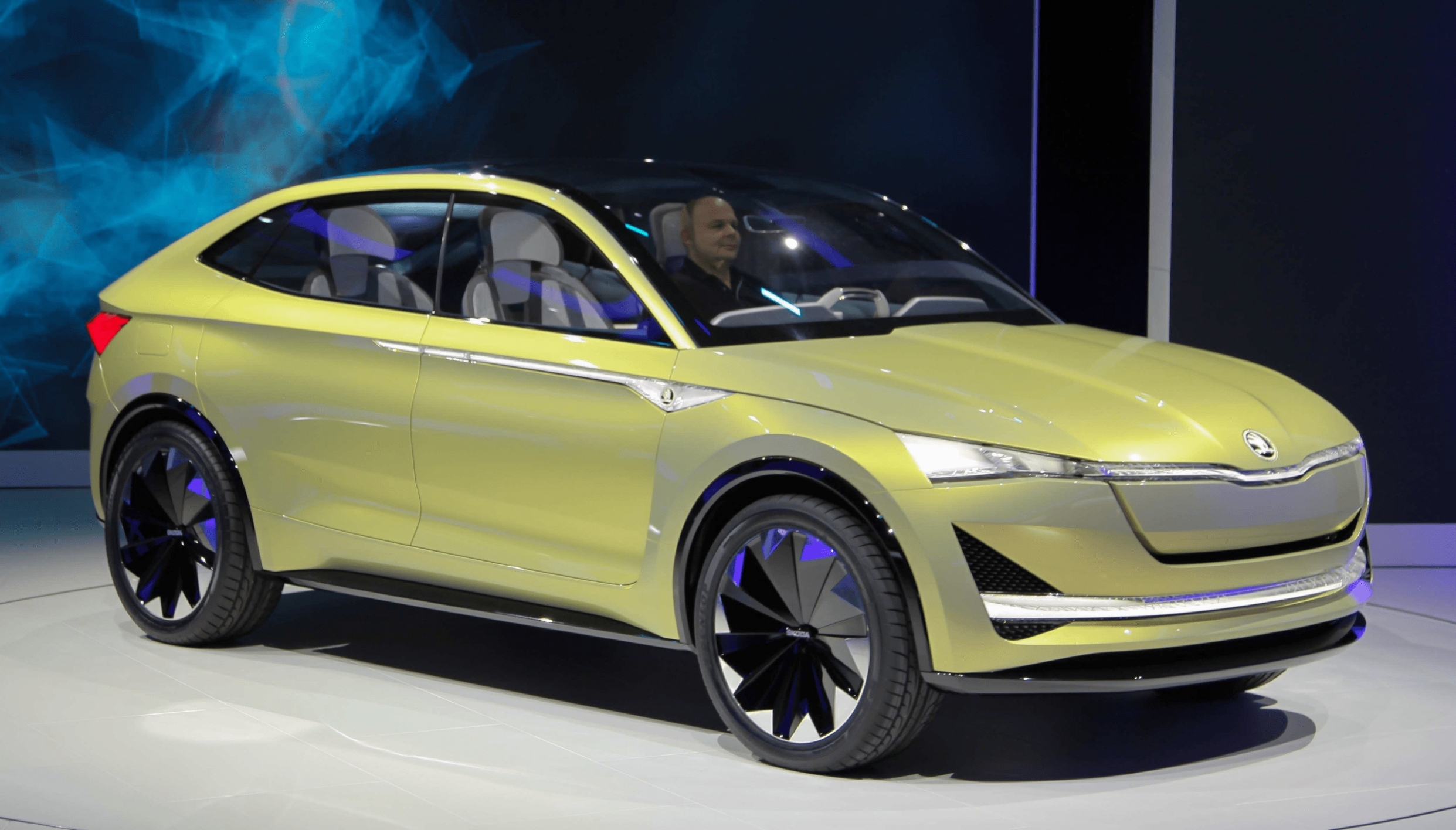 Redesign and Concept 2022 Skoda Snowman