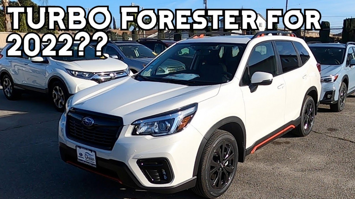 Review and Release date 2022 Subaru Forester