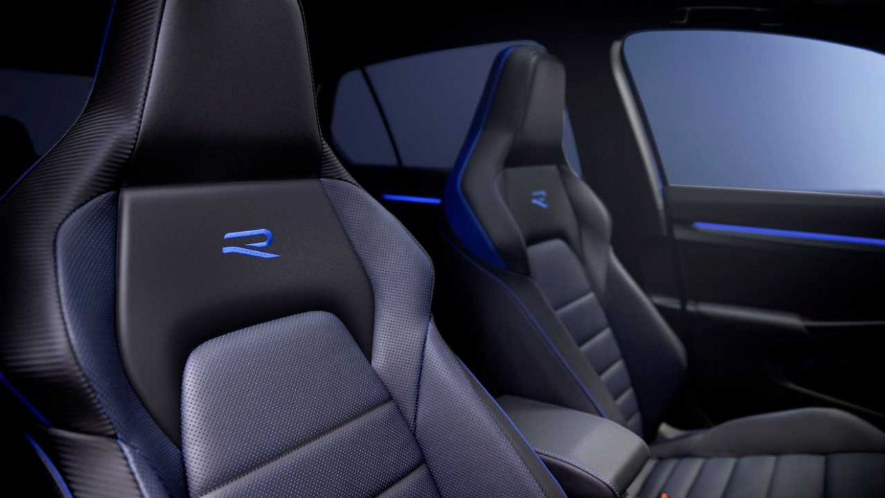 Release Date 2022 VW Golf R USA