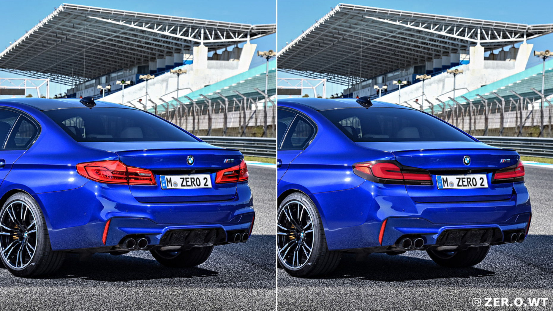 Photos 2022 BMW M5 Get New Engine System