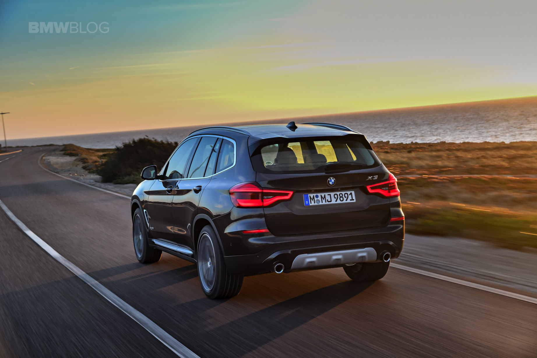 Concept 2022 BMW X3 Release Date
