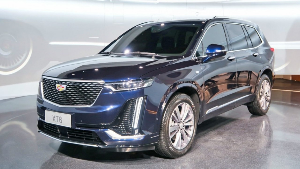 Performance and New Engine 2022 Cadillac Xt6 Interior Colors