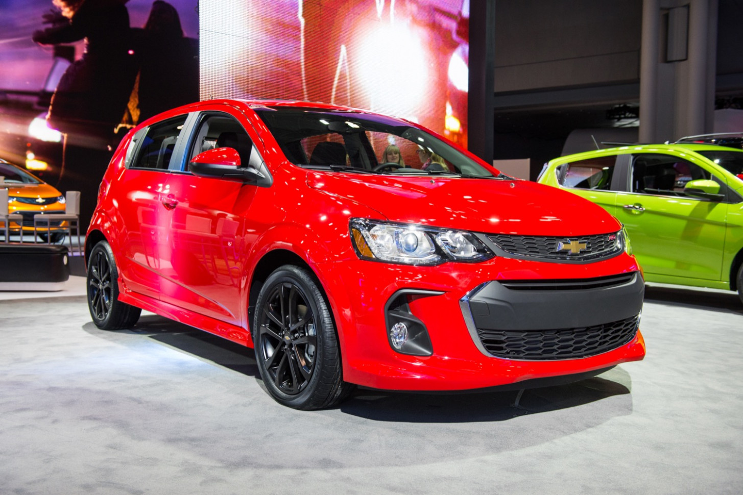 Engine 2022 Chevy Sonic
