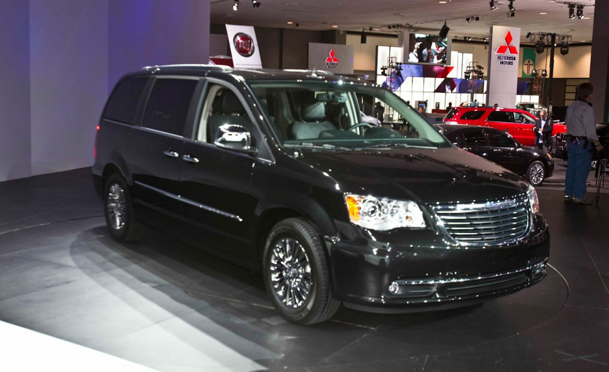 Redesign 2022 Chrysler Town Country