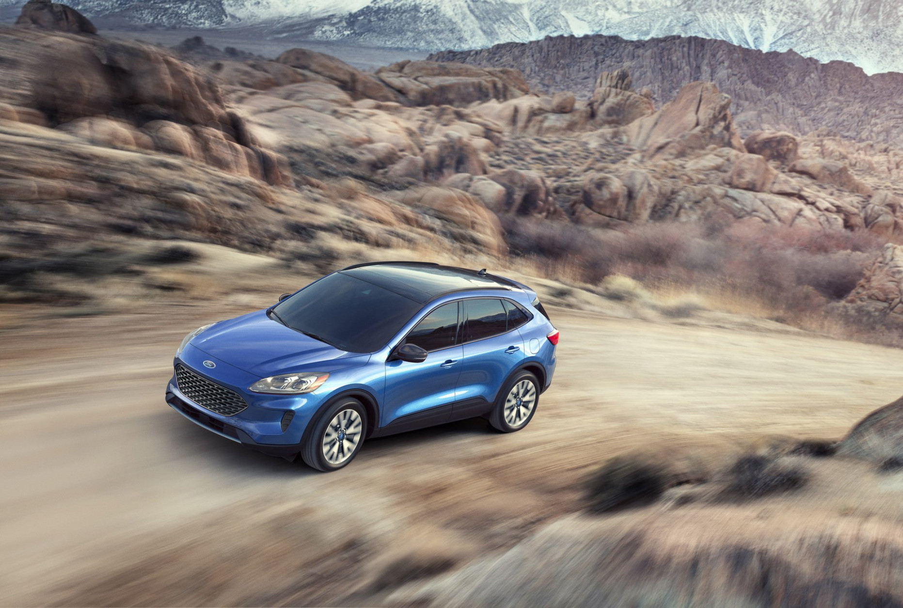 Review 2022 Ford Escape