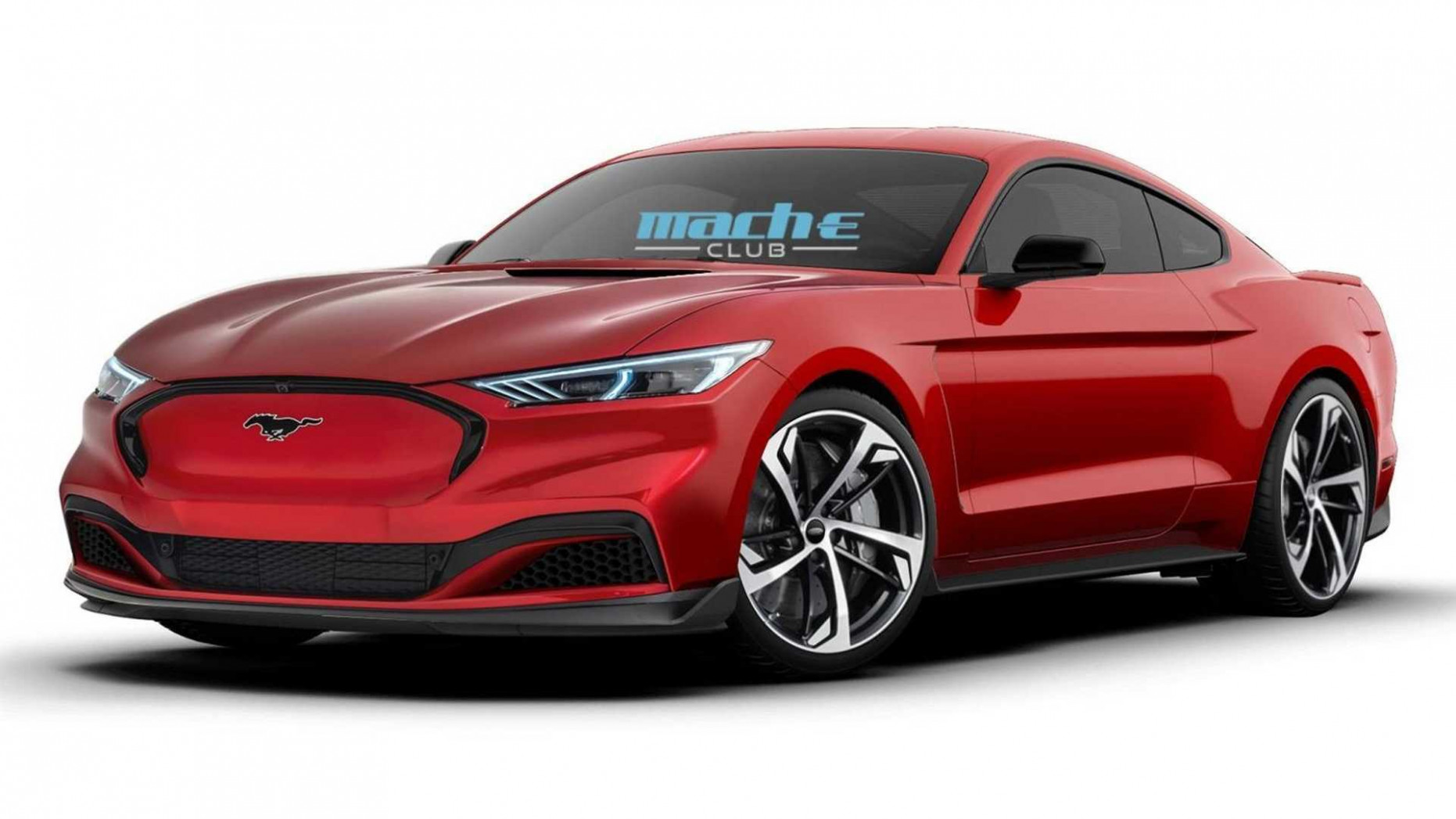 Concept 2022 Ford Mustang