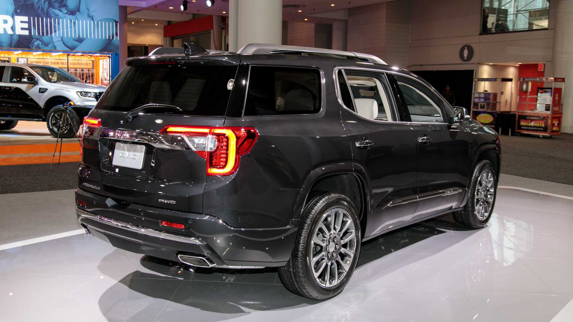 Overview 2022 Gmc Acadia Changes