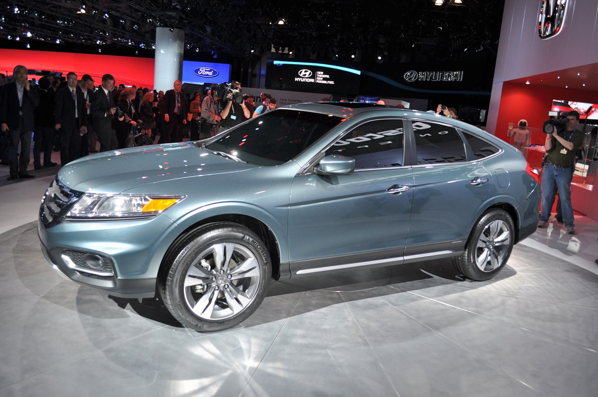 New Concept 2022 Honda Crosstour