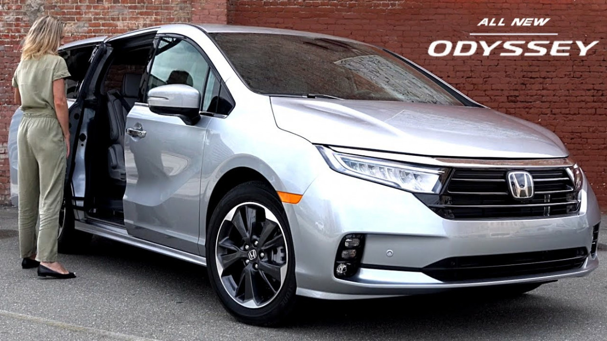 Price and Release date 2022 Honda Odyssey Release Date
