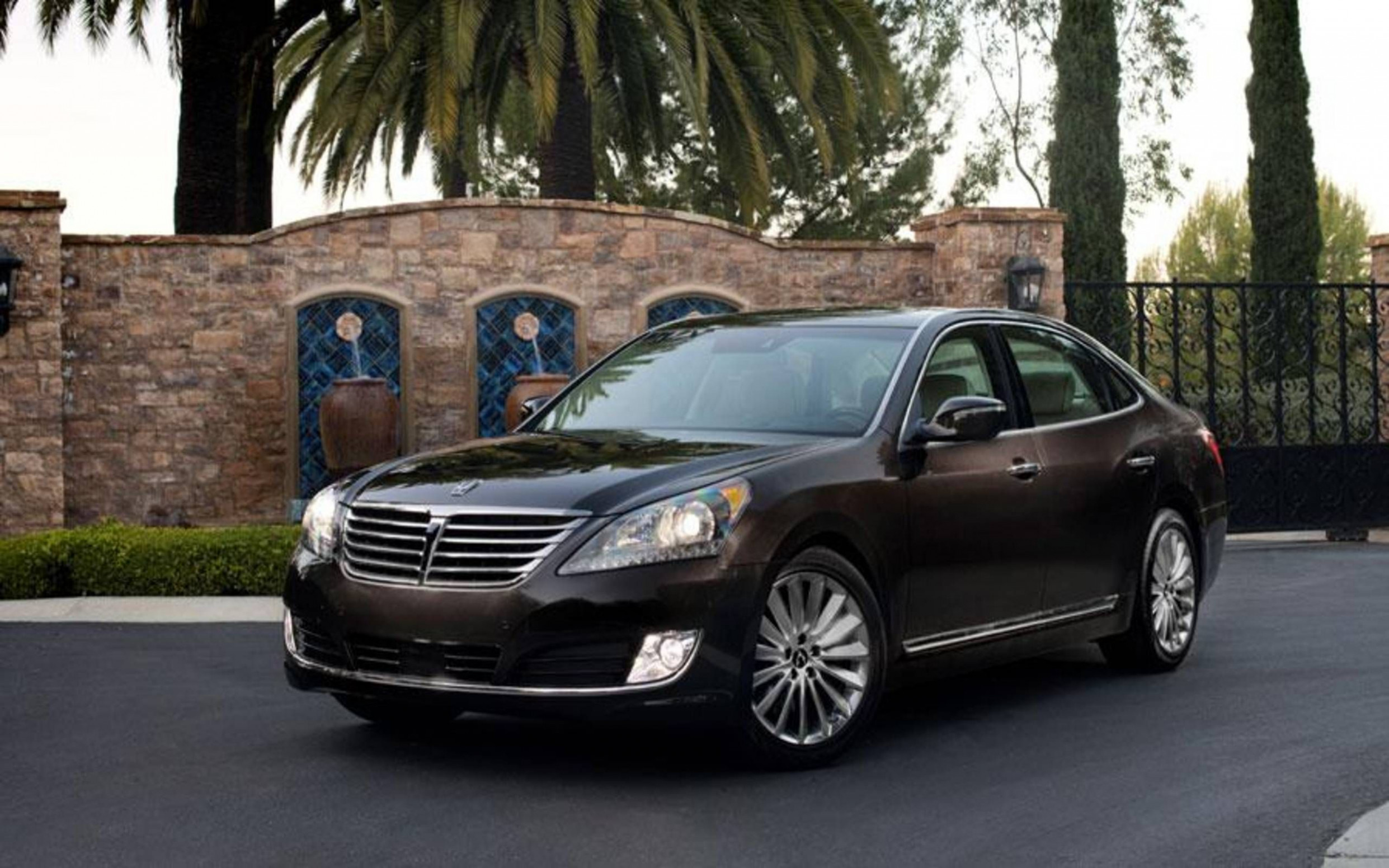 Research New 2022 Hyundai Equus Ultimate