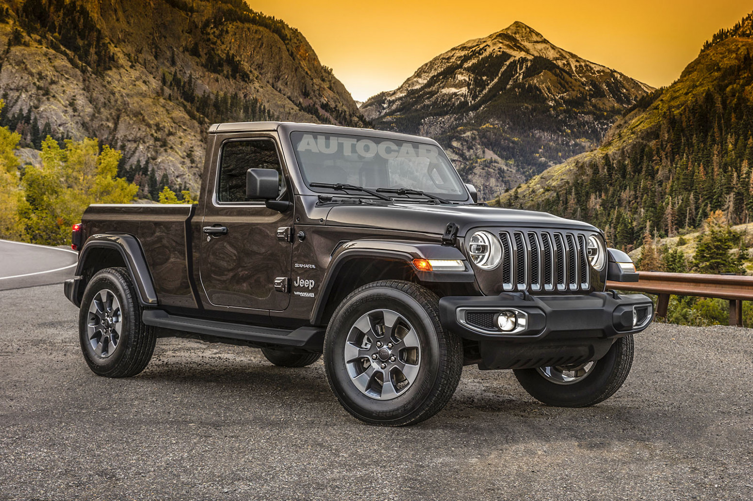 Redesign and Concept 2022 Jeep Wrangler Unlimited