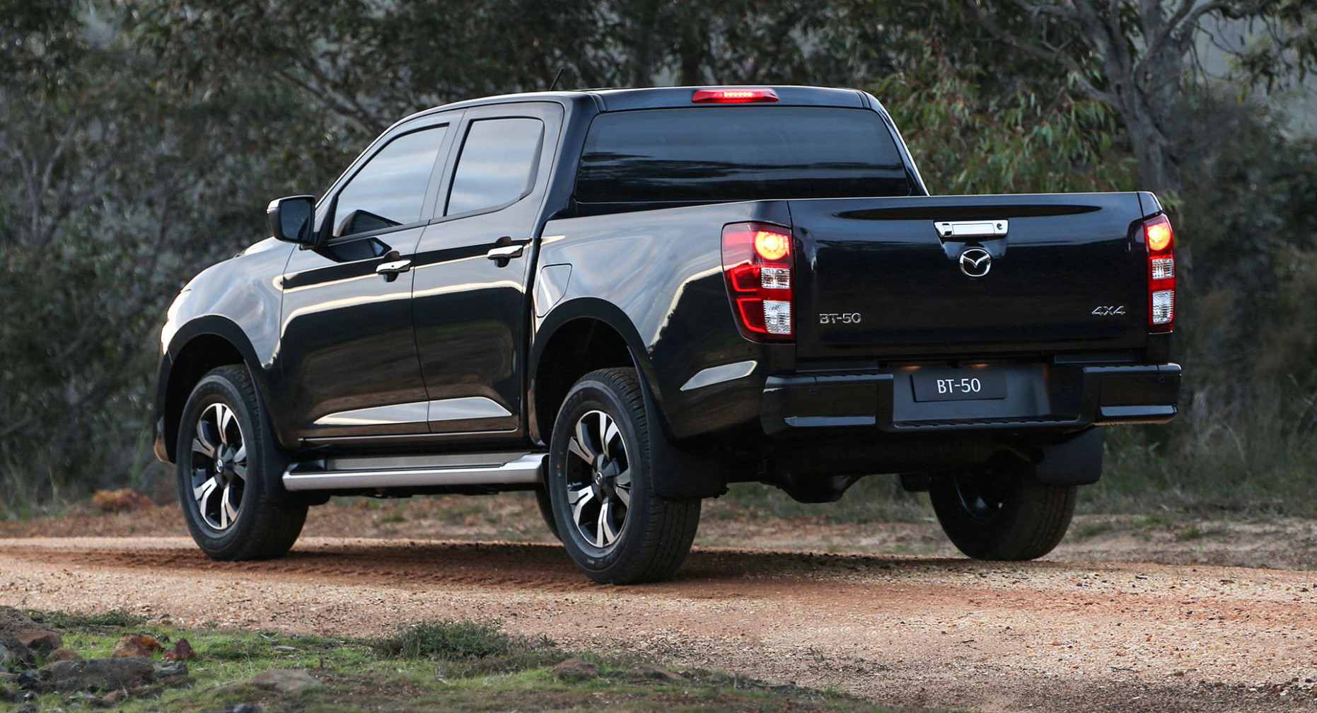 Exterior and Interior 2022 Mazda Pickup Truck