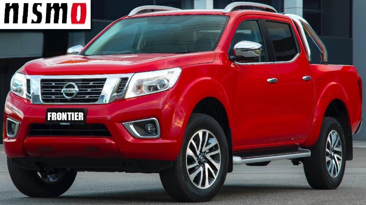 Redesign 2022 Nissan Frontier Youtube