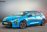 redesign and concept 2022 toyota corolla hatchback