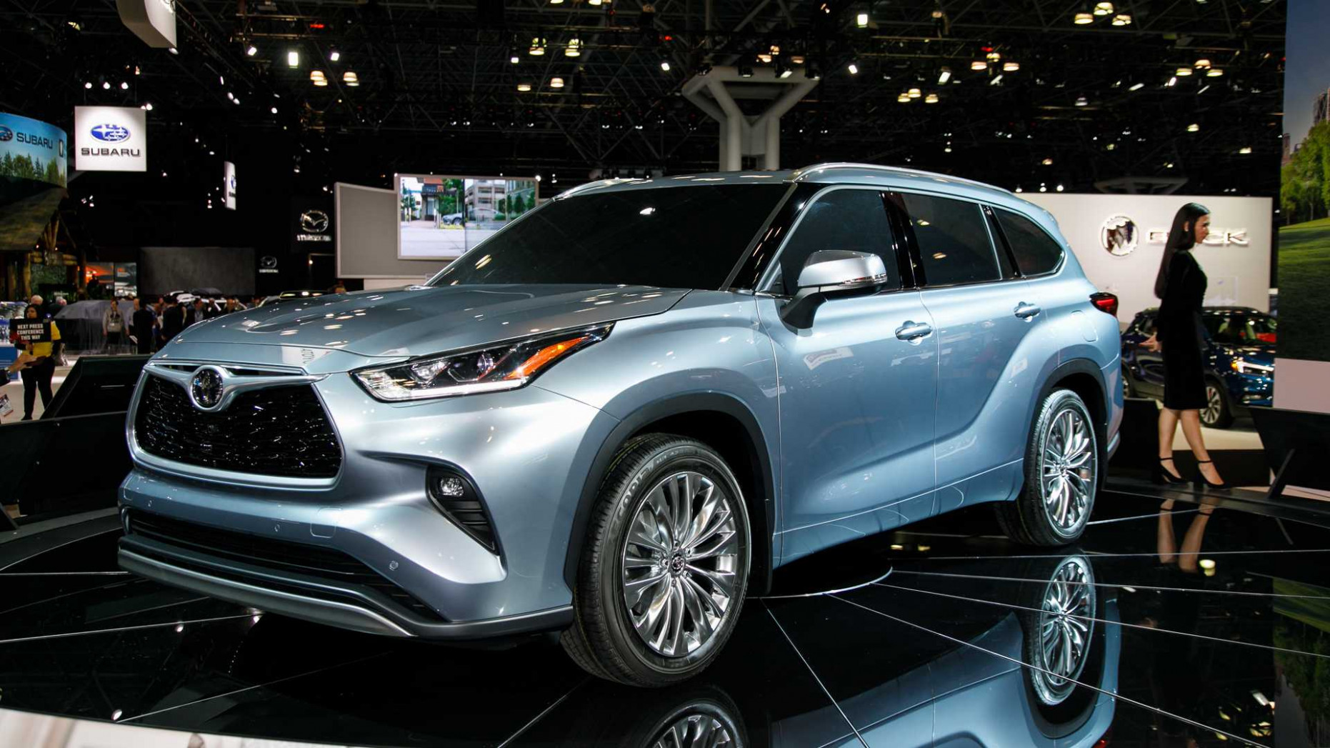 Redesign and Review 2022 Toyota Highlander