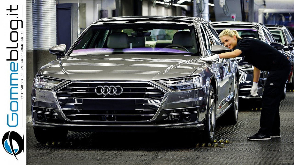 Price and Release date Audi A8 2022
