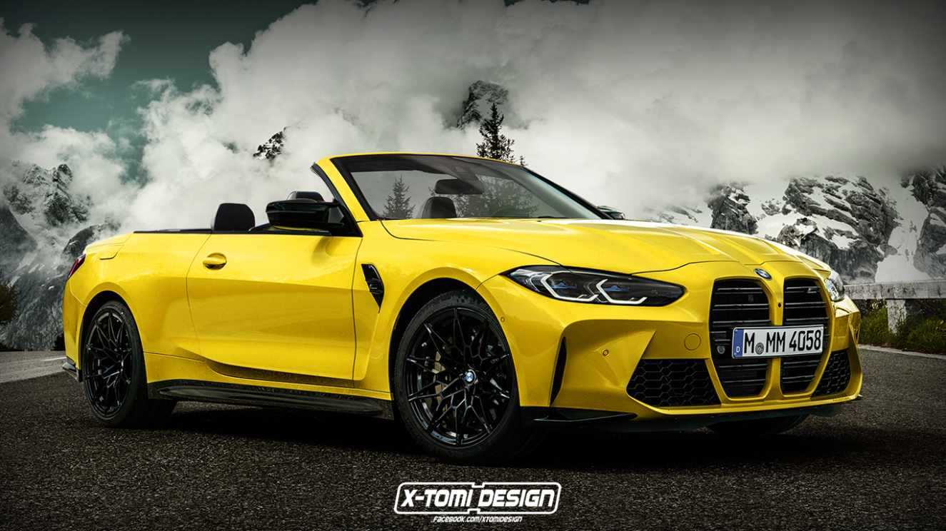 Redesign and Review BMW M4 2022