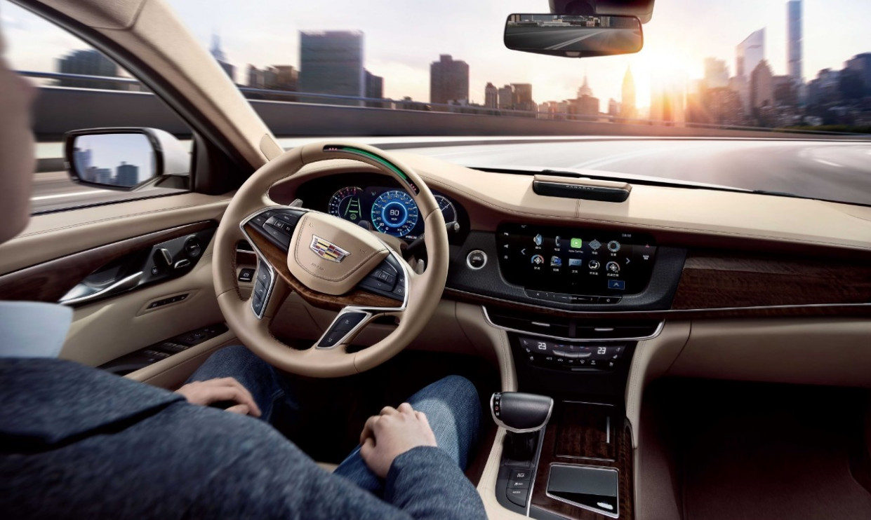 Review Cadillac Super Cruise 2022