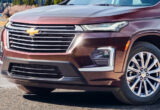 redesign and concept chevrolet traverse 2022