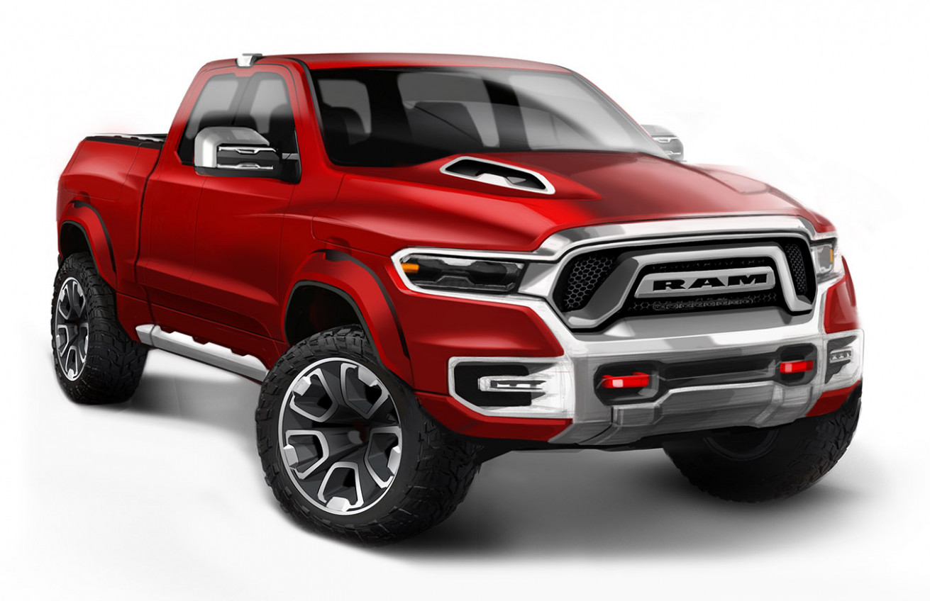 Overview Dodge Midsize Truck 2022