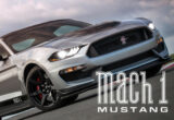 redesign and concept ford mach 1 2022