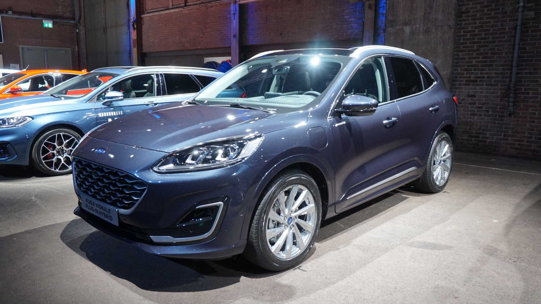 Redesign Ford New Kuga 2022