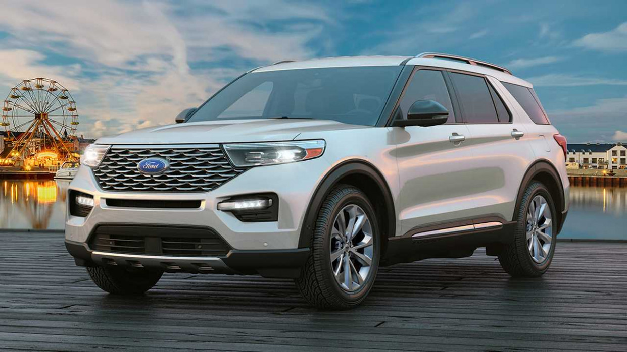 Price, Design and Review Ford Usa Explorer 2022