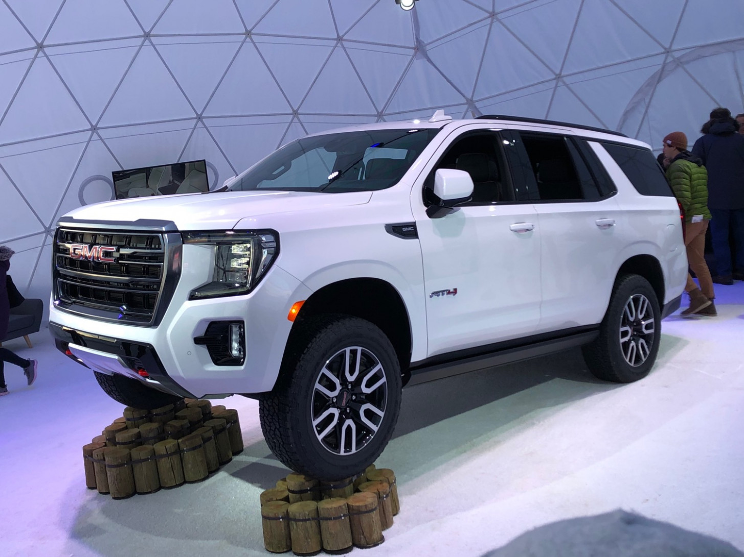 Photos Gmc Denali Suv 2022