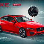 Redesign And Concept Jaguar Xe 2022