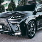 Redesign And Concept Lexus Gx Body Style Change 2022
