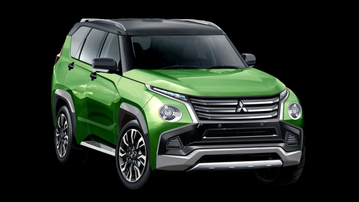 Concept and Review Mitsubishi New Pajero 2022