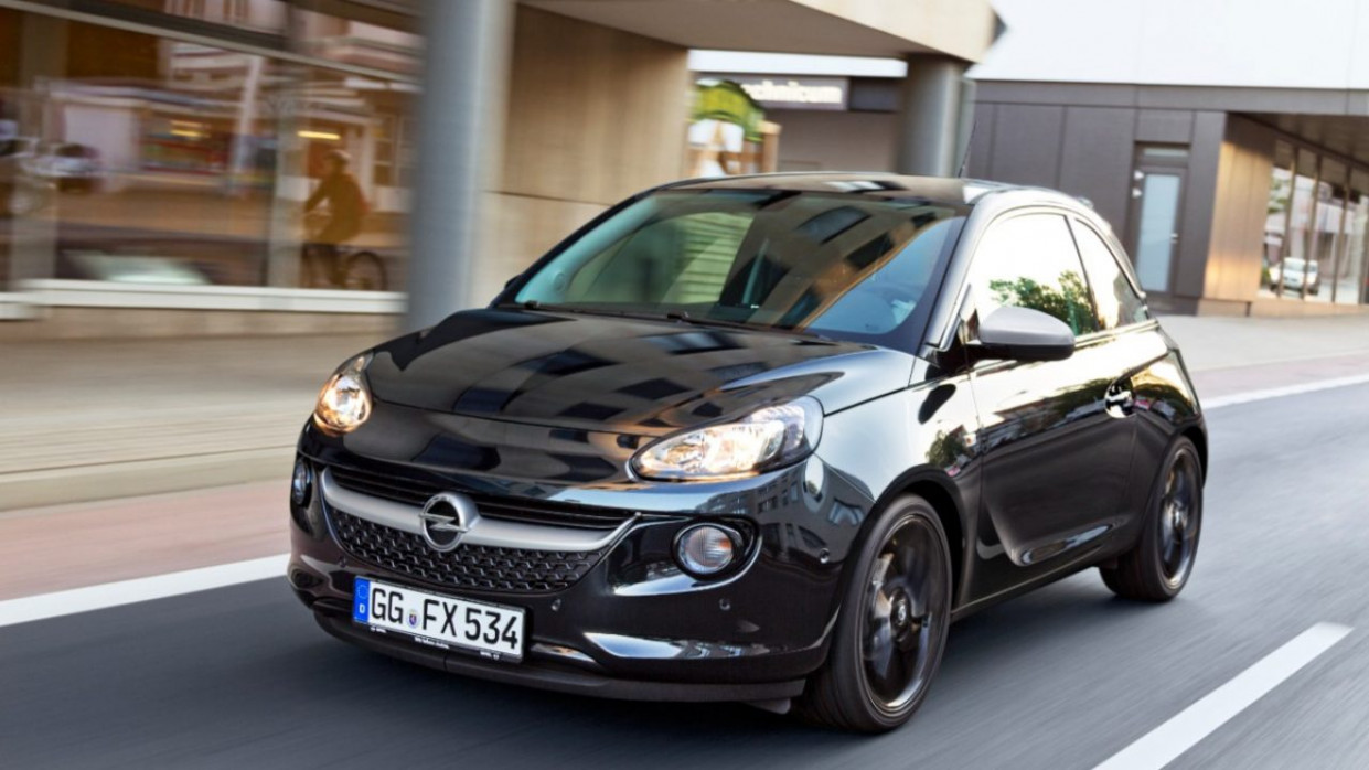 Wallpaper Opel Adam 2022