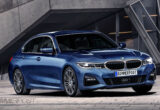 redesign and concept spy shots bmw 3 series
