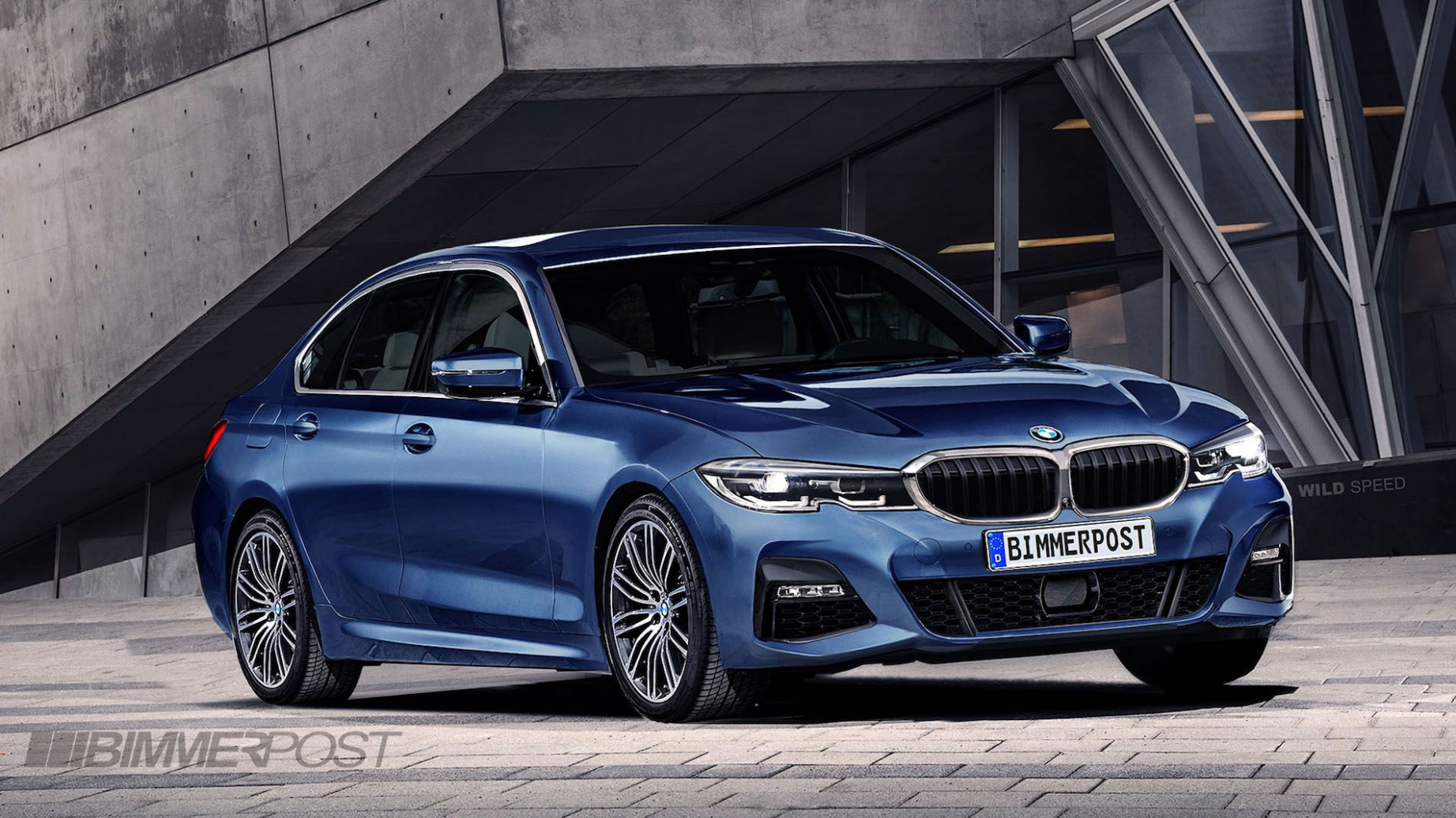 Specs Spy Shots BMW 3 Series