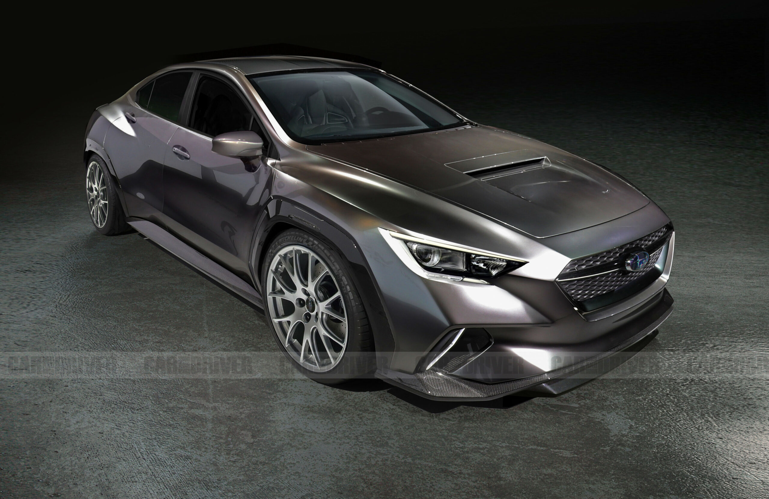 Concept and Review Subaru Sti 2022 Horsepower