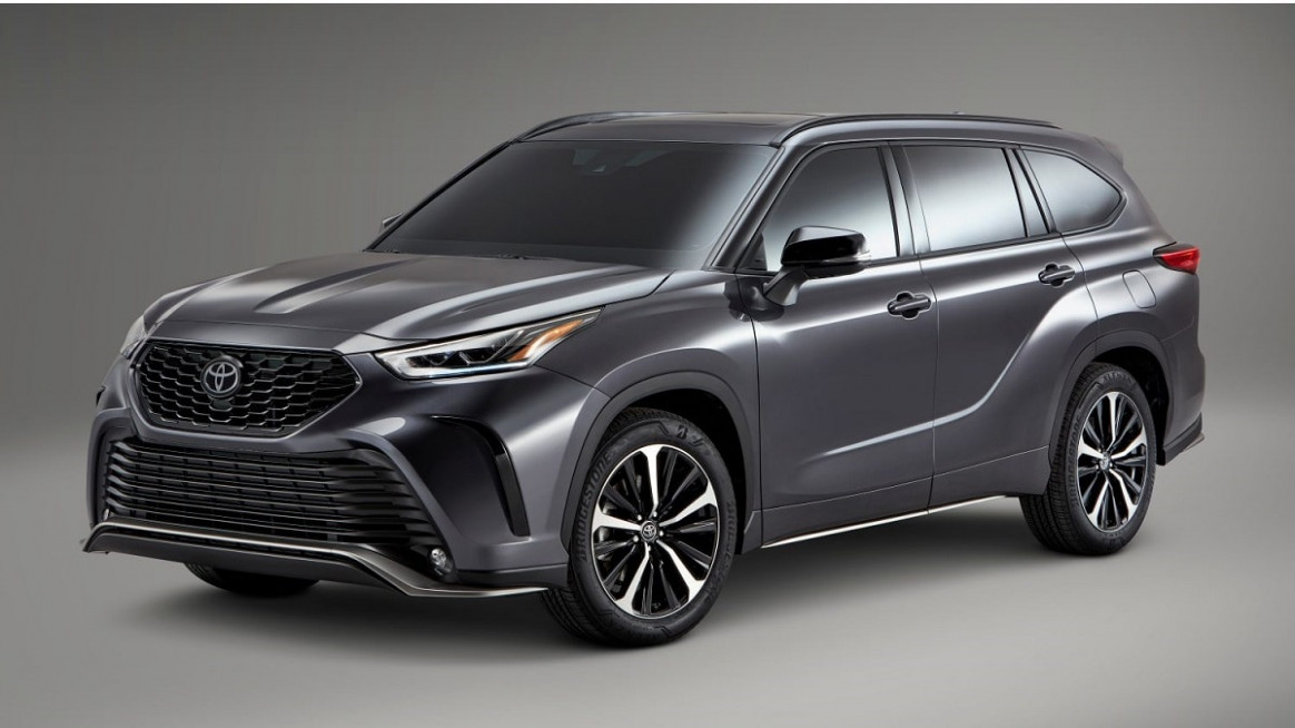 Exterior and Interior Toyota Highlander 2022