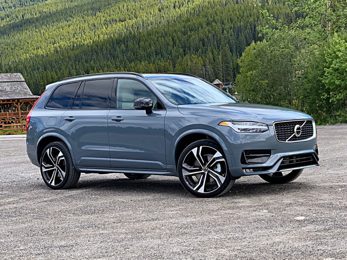 Release Date and Concept Volvo Xc90 2022 Review